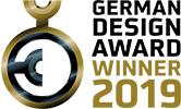 ドイツ・デザイン賞2019 (ドイツ)受賞