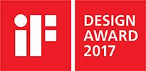 iF デザイン賞 2017( ドイツ ) 受賞