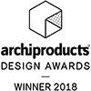 アーキプロダクツ デザイン賞2018(イタリア)受賞