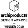 アーキプロダクツ デザイン賞2019(イタリア)受賞