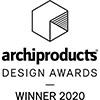 アーキプロダクツ デザイン賞2020(イタリア)受賞